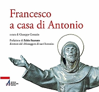 Francesco a casa di Antonio
